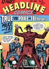 Cover for Headline Comics (Prize, 1943 series) #v4#3 (33)