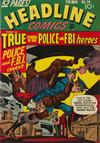 Cover for Headline Comics (Prize, 1943 series) #v4#4 (34)