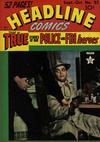 Cover for Headline Comics (Prize, 1943 series) #v5#1 (37)