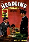 Cover for Headline Comics (Prize, 1943 series) #v5#4 (40)