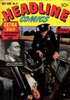 Cover for Headline Comics (Prize, 1943 series) #v5#5 (41)