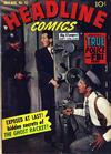 Cover for Headline Comics (Prize, 1943 series) #v5#6 (42)