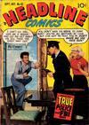 Cover for Headline Comics (Prize, 1943 series) #v6#1 (43)