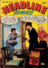 Cover for Headline Comics (Prize, 1943 series) #v6#1 (43)