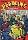 Cover for Headline Comics (Prize, 1943 series) #v6#2 (44)
