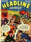 Cover for Headline Comics (Prize, 1943 series) #v7#1 (49)