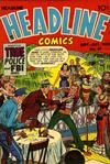 Cover for Headline Comics (Prize, 1943 series) #v9#1 (61)