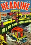Cover for Headline Comics (Prize, 1943 series) #v9#2 (62)