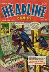 Cover for Headline Comics (Prize, 1943 series) #v10#3 (69)