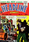 Cover for Headline Comics (Prize, 1943 series) #v10#5 (71)