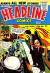 Cover for Headline Comics (Prize, 1943 series) #v10#6 (72)