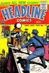 Cover for Headline Comics (Prize, 1943 series) #v11#1 (73)