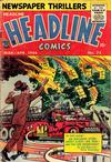 Cover for Headline Comics (Prize, 1943 series) #v11#3 (75)