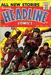 Cover for Headline Comics (Prize, 1943 series) #v11#5 (77)
