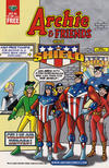 Cover for Archie & Friends and the Shield (Archie, 2002 series) #[nn]
