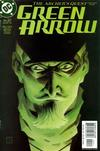 Cover for Green Arrow (DC, 2001 series) #20