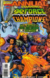 Cover for X-Force / Champions '98 (Marvel, 1998 series)