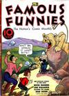 Cover for Famous Funnies (Eastern Color, 1934 series) #8