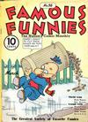 Cover for Famous Funnies (Eastern Color, 1934 series) #56