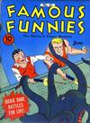 Cover for Famous Funnies (Eastern Color, 1934 series) #83