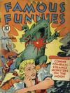 Cover for Famous Funnies (Eastern Color, 1934 series) #86