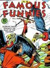 Cover for Famous Funnies (Eastern Color, 1934 series) #90