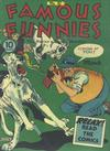 Cover for Famous Funnies (Eastern Color, 1934 series) #92