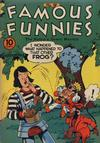 Cover for Famous Funnies (Eastern Color, 1934 series) #98