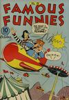 Cover for Famous Funnies (Eastern Color, 1934 series) #99