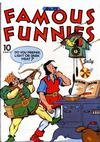 Cover for Famous Funnies (Eastern Color, 1934 series) #108