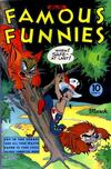 Cover for Famous Funnies (Eastern Color, 1934 series) #116