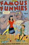 Cover for Famous Funnies (Eastern Color, 1934 series) #117