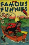 Cover for Famous Funnies (Eastern Color, 1934 series) #118