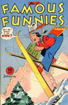 Cover for Famous Funnies (Eastern Color, 1934 series) #127