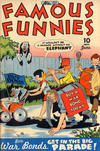 Cover for Famous Funnies (Eastern Color, 1934 series) #131