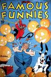 Cover for Famous Funnies (Eastern Color, 1934 series) #135