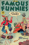 Cover for Famous Funnies (Eastern Color, 1934 series) #139
