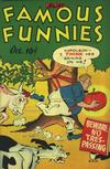 Cover for Famous Funnies (Eastern Color, 1934 series) #147