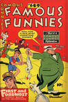 Cover for Famous Funnies (Eastern Color, 1934 series) #149