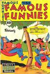 Cover for Famous Funnies (Eastern Color, 1934 series) #151