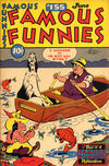 Cover for Famous Funnies (Eastern Color, 1934 series) #155