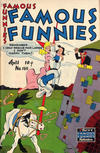 Cover for Famous Funnies (Eastern Color, 1934 series) #165