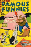 Cover for Famous Funnies (Eastern Color, 1934 series) #168