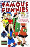 Cover for Famous Funnies (Eastern Color, 1934 series) #176