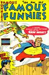 Cover for Famous Funnies (Eastern Color, 1934 series) #184