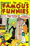 Cover for Famous Funnies (Eastern Color, 1934 series) #186