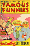Cover for Famous Funnies (Eastern Color, 1934 series) #188