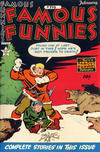 Cover for Famous Funnies (Eastern Color, 1934 series) #198