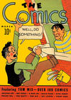 Cover for The Comics (Dell, 1937 series) #1