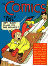 Cover for The Comics (Dell, 1937 series) #6